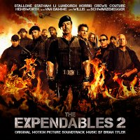The Expendables 2 (2012) soundtrack cover