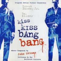 Kiss Kiss Bang Bang (2005) soundtrack cover