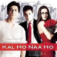 Kal Ho Naa Ho (2003) soundtrack cover