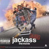 Jackass: The Movie (2002) soundtrack cover
