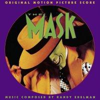 "Обложка саундтрека к фильму ""Маска"" / The Mask: Score (1994)"