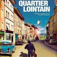 Quartier lointain (2010) soundtrack cover