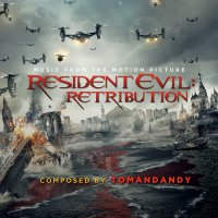 Resident Evil: Retribution (2012) soundtrack cover