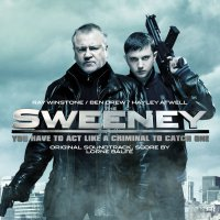The Sweeney (2012) soundtrack cover