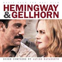 """Обложка саундтрека к фильму """"Хемингуэй и Геллхорн"""" / Hemingway & Gellhorn (2012)"""