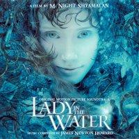 "Обложка саундтрека к фильму ""Девушка из воды"" / Lady in the Water (2006)"