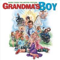 """Обложка саундтрека к фильму """"Мальчик на троих"""" / Grandma's Boy (2006)"""