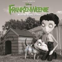 "Обложка саундтрека к мультфильму ""Франкенвини"" / Frankenweenie: Score (2012)"