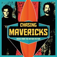 Chasing Mavericks (2012) soundtrack cover
