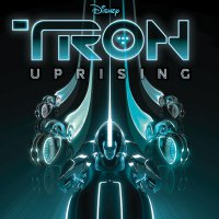 TRON: Uprising (2012) soundtrack cover