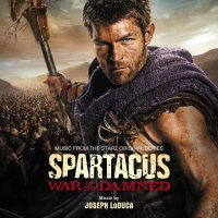 Spartacus: War Of The Damned (2010) soundtrack cover