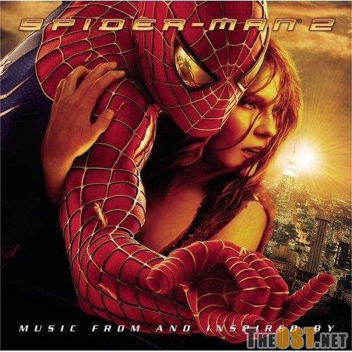 Человек паук саундтрек