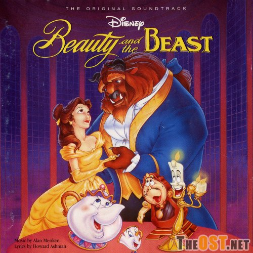 Beauty And The Beast Original Motion Picture Soundtrack: Beauty And The Beast 1991 Soundtrack