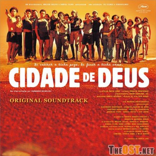 Cidade de Deus 2002 Soundtrack — TheOST.com all movie ...