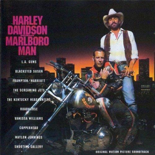 Саундтрек к фильму Харлей Дэвидсон и ковбой Мальборо ...