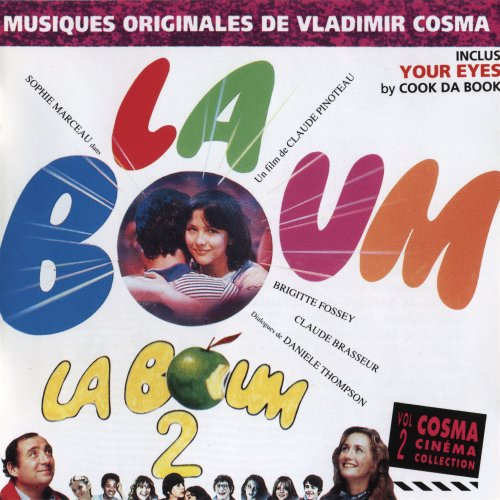 la boum 2 1982 soundtrack all movie soundtracks. Black Bedroom Furniture Sets. Home Design Ideas