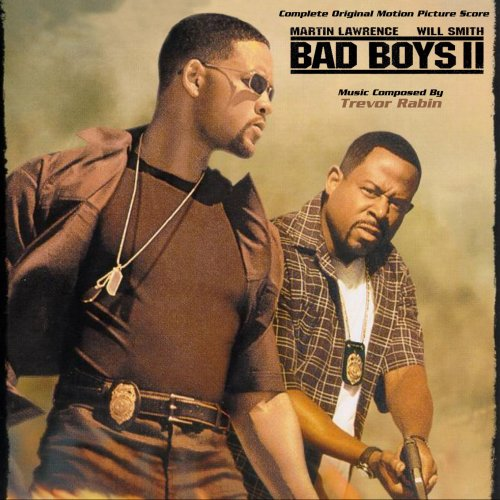 Bad Boys II: Score 2003 Soundtrack