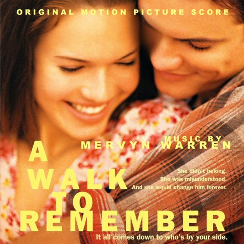 Walk to remember score 2002 soundtrack theost com all movie