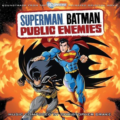 Кадры из фильма «Супермен/Бэтмен: Враги Общества» / 2009