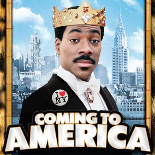 Coming to America 1988 Soundtrack — TheOST.com all movie ...