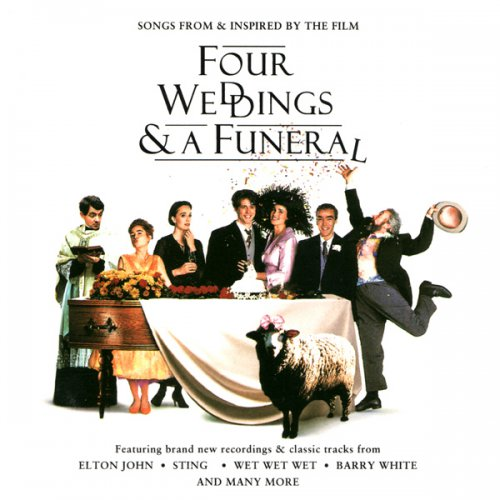 Four Weddings and a Funeral 1993 Soundtrack — TheOST.com ...